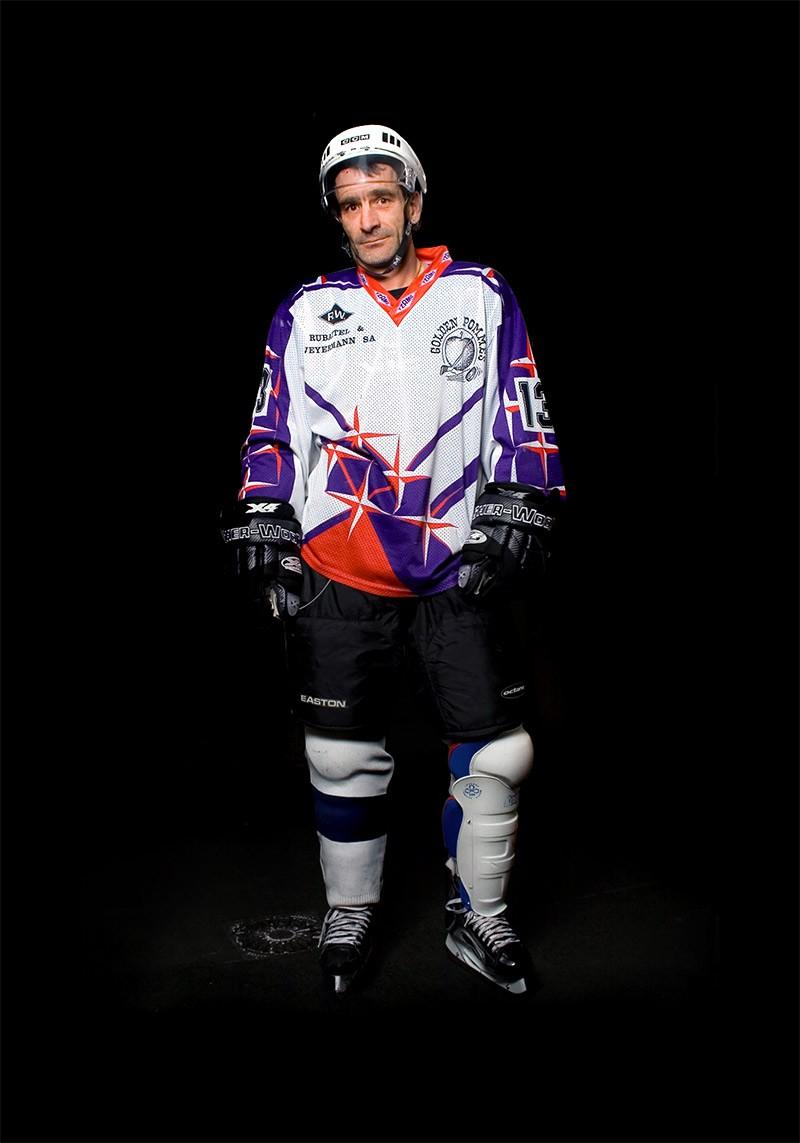 ice Hockey Amateur Sylvain botter