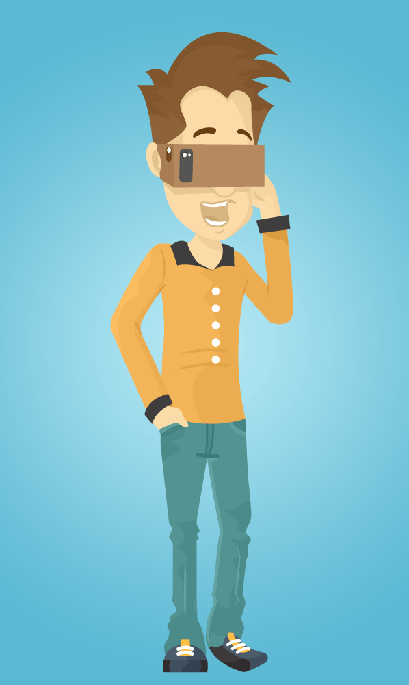 Augmented Reality: 10 Low-Cost Marketing Ideas using Google Cardboard - sylvainbotter.com
